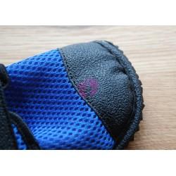 Beda barefoot světle modré vycházkové, tmavá podrážka, detail
