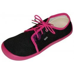 Beda barefoot Anette vycházková obuv na tkaničky