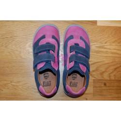 Filii barefoot Leguan Ocean Pink W, velur
