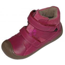 Bundgaard Walk Velcro Tex Rose Wine BG101083C715