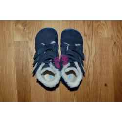 Zimní Beda barefoot Daniel s membránou