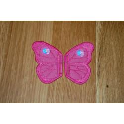 Baby Bare ozdoba suchého zipu dětských bot - Motýlí křídla