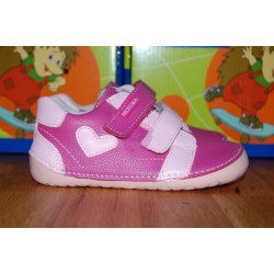c8e01d9ca0 Dětské barefoot boty Protetika Pony Fuxia