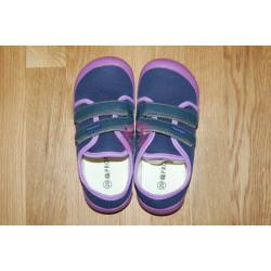 Protetika Alix Lila - barefoot tenisky