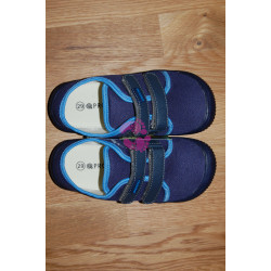 Protetika Alix Navy - barefoot tenisky