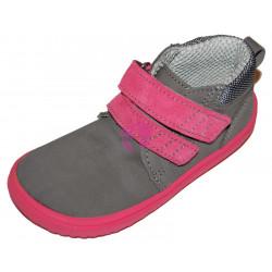 Dětské barefoot boty Be Lenka Play - Bublegum