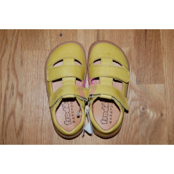 Froddo barefoot sandálky Yellow G3150197-6