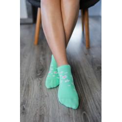 Barefoot ponožky krátké - Třešňový květ
