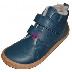 Zimní Froddo barefoot Blue G3110195-K