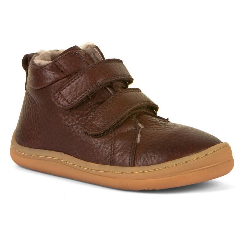 Zimní Froddo barefoot Brown G3110195-2K