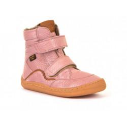 Zimní Froddo barefoot G3160164-5 vyšší Pink