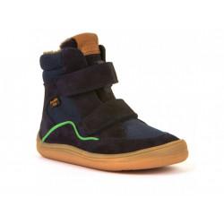 Zimní Froddo barefoot G3160164-6 vyšší Dark Blue