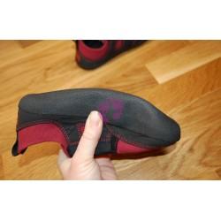 Sole Runner PUCK Red/Black ohebné všemi směry