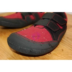 Sole Runner PUCK Red/Black kapky vody