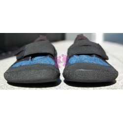 Sole Runner PUCK Blue/Black špičky