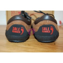 Sole Runner PAN Brown/Black paty