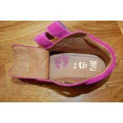 Filii - Chameleon Klett Pink/Stone W vnitřek boty